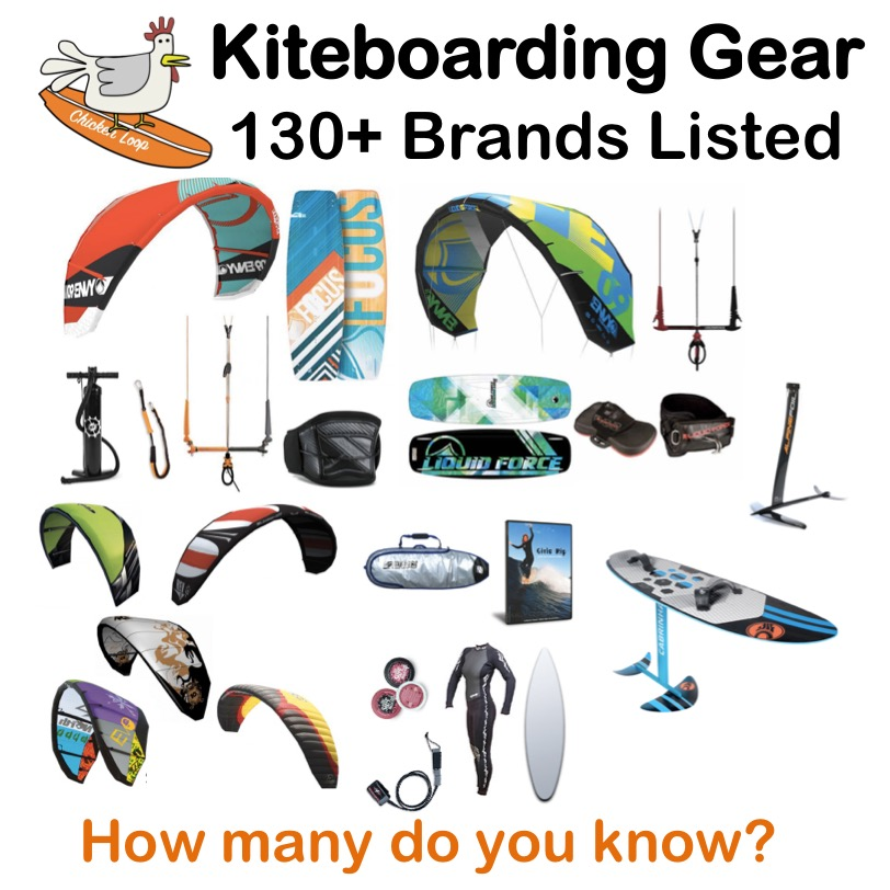 Kitesurf Manufacturer Directory Listing