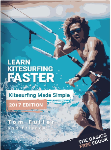 Learn the bascis of kitesurfing free e-book