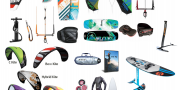 Kitesurfing and Kiteboarding Equipment Suppliers and Manufacturers