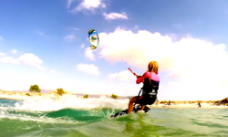 Tteachers and interns for kitesurfing, windsurfing and cat sailing at Fun2Fun