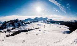 Snowkite Area Lofer
