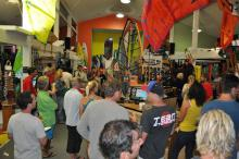 Spring Party Coaching Clinics in the shop
