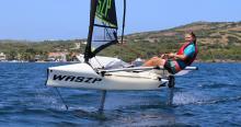 Foiling Minorca Sailing