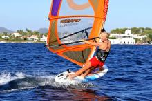 Windsurfing Minorca Sailing
