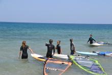 VDWS Windsurf Instructor for Safaga / Soma Bay starting from LATEST April 2019 at Kite & Windsurf School/station