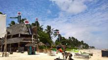 Lucky Kite Zanzibar is looking for one more motivated  kiteinstructorstor at LUCKYKITE. COM