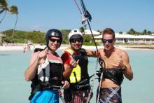 IKO Kiteboaridng Instructors L1 / L2 needed  at Kite Club Punta Cana