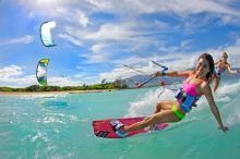 Experienced Kitesurf Instructors  at HST Windsurfing & Kitesurfing School