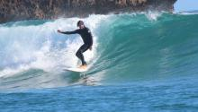 Surf, SUP and Kitesurf instructors / coaches at Exmouth Surf Centre