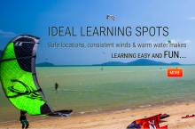 We are looking for kiteboard instructors!  at KBA-Kiteboarding Asia