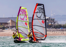 Windsurfing Instructors Wanted at 2XS