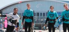 Wanted! Kitesurf instructors (m/f) for season 2018 at Kiteschool Natural High