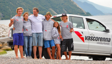 Windsurf instructors, assistants and interns wanted at VASCO RENNA WINDSURFING CENTER
