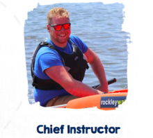 Chief Instructor at Rockley Watersports