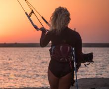Kitesurf Instructor at Bigdayz