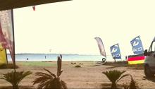 Deutschsprachigen Kite Instruktor at Torre Loopa Kite Zone