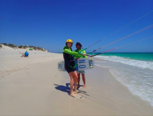 Looking for kitesurf instructors! at Actionsports WA