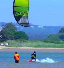 2 more kitesurfing instructors at Kite Control