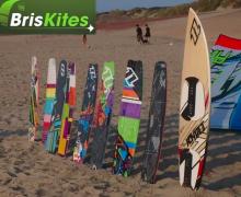 kitesurfing instructors at BrisKites