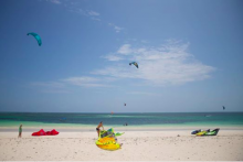 Looking for kitesurfing instructors at Tribe Watersports