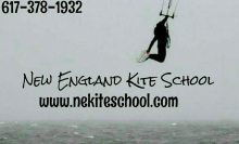 Part-time Kiteboarding Instructor at New England Kite School