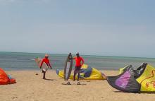 Multilingual Kite Boarding Instructors needed at GUAJIRA KITE SCHOOL