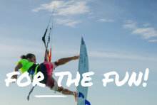 Motivated and experienced kitesurfing instructor at Zanzibar-ProKite