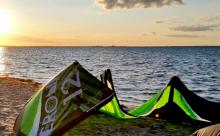 kite instructors / Kitelehrer at Boardway