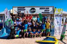 Multilingual kite instructors wanted summer season 2019 at Duotone Center Sardinia