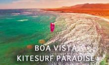 Responsible kitesurf instructor at Boavista Kite