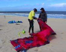 2019 season kite instructors wanted at Beach Break