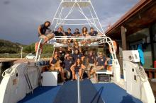 Italian or English speaking SSI or PADI instructor at Orso Diving Club