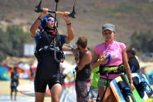 Jobs for motivated kite instructors at Thalasea