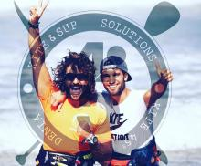 Kitesurf / Watersports Instructor at Kite45°